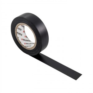 Изолирбанд PVC 18 мм , 20 м , черен