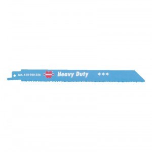 Нож за саблен трион за метал HEAVY DUTY 200 мм , 1.4 мм , 5 бр