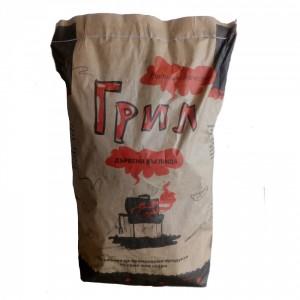 Дървени въглища ГРИЛ , 5 кг.