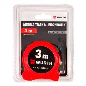 Ролетка Economic 3 м./16 мм.