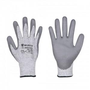 Ръкавици защитни PU CUT5 SHIELD , размер 10