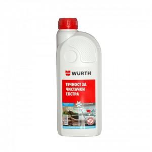 Течност за чистачки зимна Екстра - 60 , 1 л