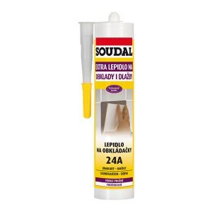 Супер лепило за стени и подови плочки Soudal 24А , 300 мл.