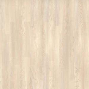 Естествен трислоен паркет Salsa Ash Silky White BR PL DG