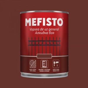 Mefisto Алкидна боя , кафява RAL 8012 , 650 мл.