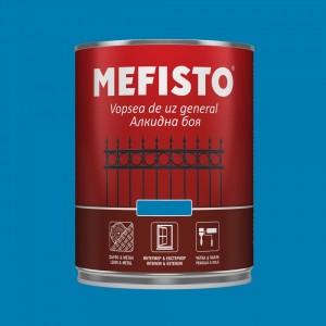 Mefisto Алкидна боя , синя RAL 5015 , 650 мл.