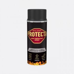 Protecta Топлоустойчив спрей , бял , 400 мл.