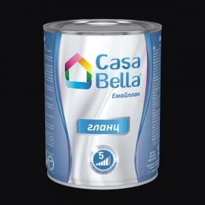 Casa Bella Емайллак гланц , RAL 9005 , 650 мл
