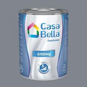 Casa Bella Емайллак гланц , RAL 7046 , 650 мл