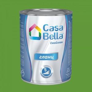 Casa Bella Емайллак гланц , зелен RAL 6018 , 650 мл
