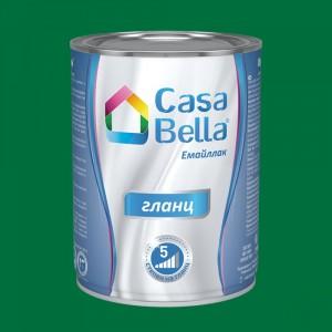 Casa Bella Емайллак гланц , зелен RAL 6029 , 650 мл