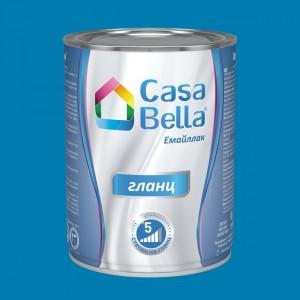 Casa Bella Емайллак гланц , небесно син RAL 5015 , 650 мл