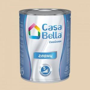 Casa Bella Емайллак гланц , слонова кост RAL 1015 , 650 мл