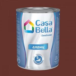 Casa Bella Емайллак гланц , теракота RAL 8012 , 650 мл