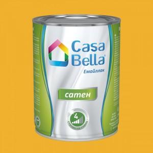 Casa Bella Емайллак сатен , тъмножълт , 650 мл.