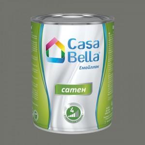 Casa Bella Емайллак сатен , тъмно сив , 650 мл.
