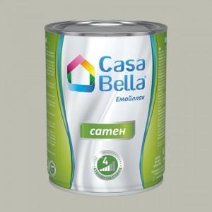 Casa Bella Емайллак сатен , светло сив , 650 мл.
