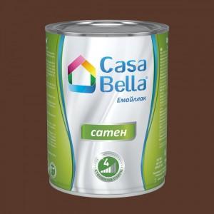 Casa Bella Емайллак сатен , тъмно кафяв , 650 мл.