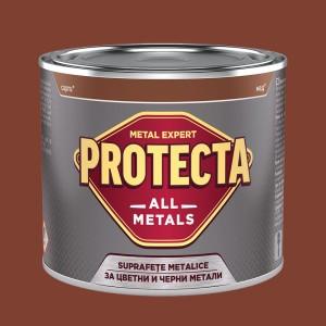 Боя за черни и цветни метали PROTECTA All Metals , мед RAL 8029 , 500 мл.