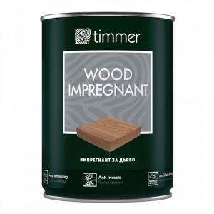 Timmer Импрегнант за дърво , 0.750 л.
