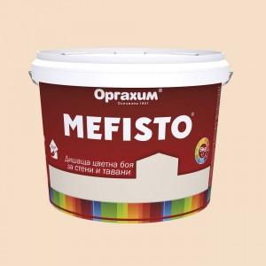 Mefisto Цветна дишаща боя , ванилия , 5 кг.