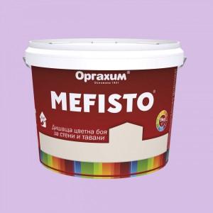 Mefisto Цветна дишаща боя , люляков цвят , 5 кг.