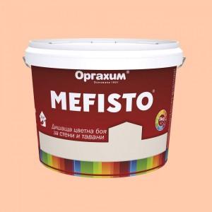 Mefisto Цветна дишаща боя , праскова , 5 кг.