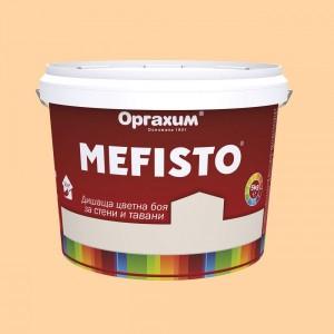 Mefisto Цветна дишаща боя , пъпеш , 5 кг.