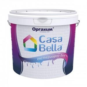 Casa Bella Екстериорна боя бяла