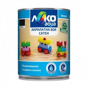 Леко Aqua Акрилатна боя сатен