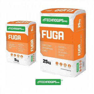 Гипсова фугираща смес Technogips Pro FUGA