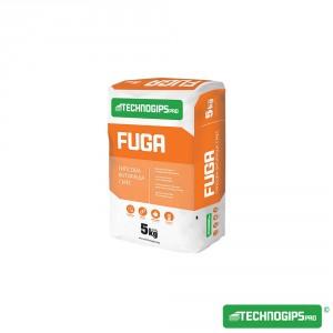 Гипсова фугираща смес Technogips Pro FUGA , 5 кг.