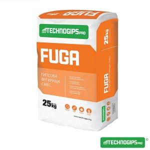 Гипсова фугираща смес Technogips Pro FUGA , 25 кг.