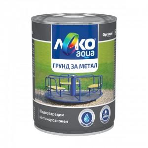 Леко Aqua Грунд за метал , 0.700 л