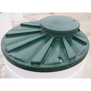 Редукционен капак за пречиствателна станция АТ1520-AS , 2100 мм