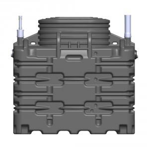 Първичен утаител BIOROCK ST1-3000