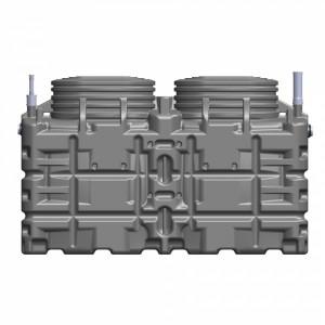 Първичен утаител BIOROCK ST1-5000