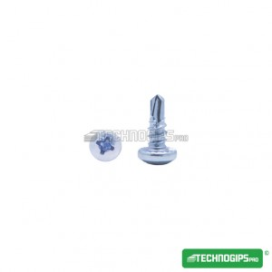 Technogips Pro Винт самопробивен тип копче 3.5х9.5 мм