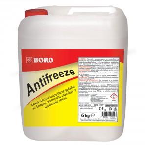 Течна противозамръзваща добавка Боро антифриз , 6 кг.