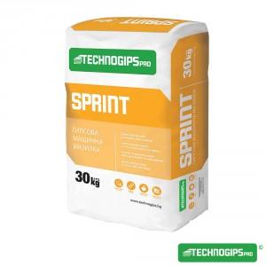 Гипсова машинна мазилка Technogips Pro SPRINT 30 кг.