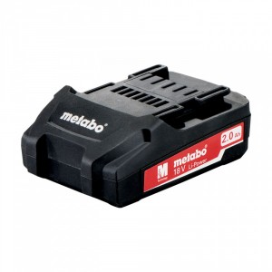 Акумулаторна батерия METABO 18.0 V 2.0 Ah Li-Power
