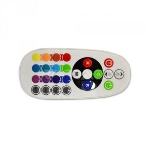 Дистанционно Управление RGB 24 бутона Кръгло SKU: 3625