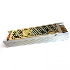 LED Захранване Slim 120W 12V 10A Метал