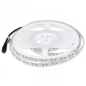 LED Лента SMD3528 120/1 Топло Бяла Невлагозащитена