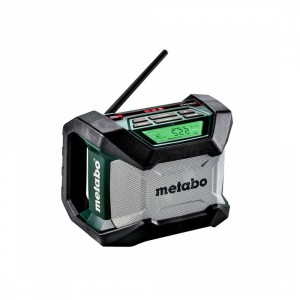 Радио акумулаторно с Bluetooth METABO R 12-18 BT