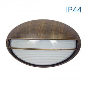 Аплик PETRA 1 X E27 AB IP44