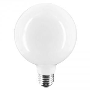 LED филамент лампа FLICK OPAL LED , GFO125 , 10.6W , 1300LM , E27 , 3000K