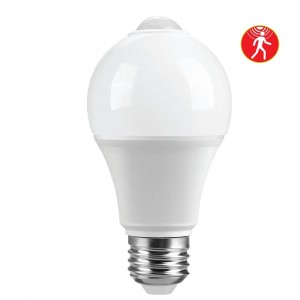 LED лампа със сензор за движение SIGMA LED PIR 7W E27