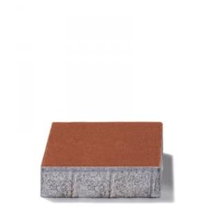 Настилка Rettango червена , 30 / 20 / 6 см.