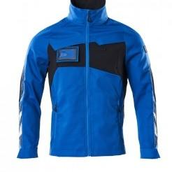 Яке с еластични вложки морско син/тъмно син , размери XS-4XL